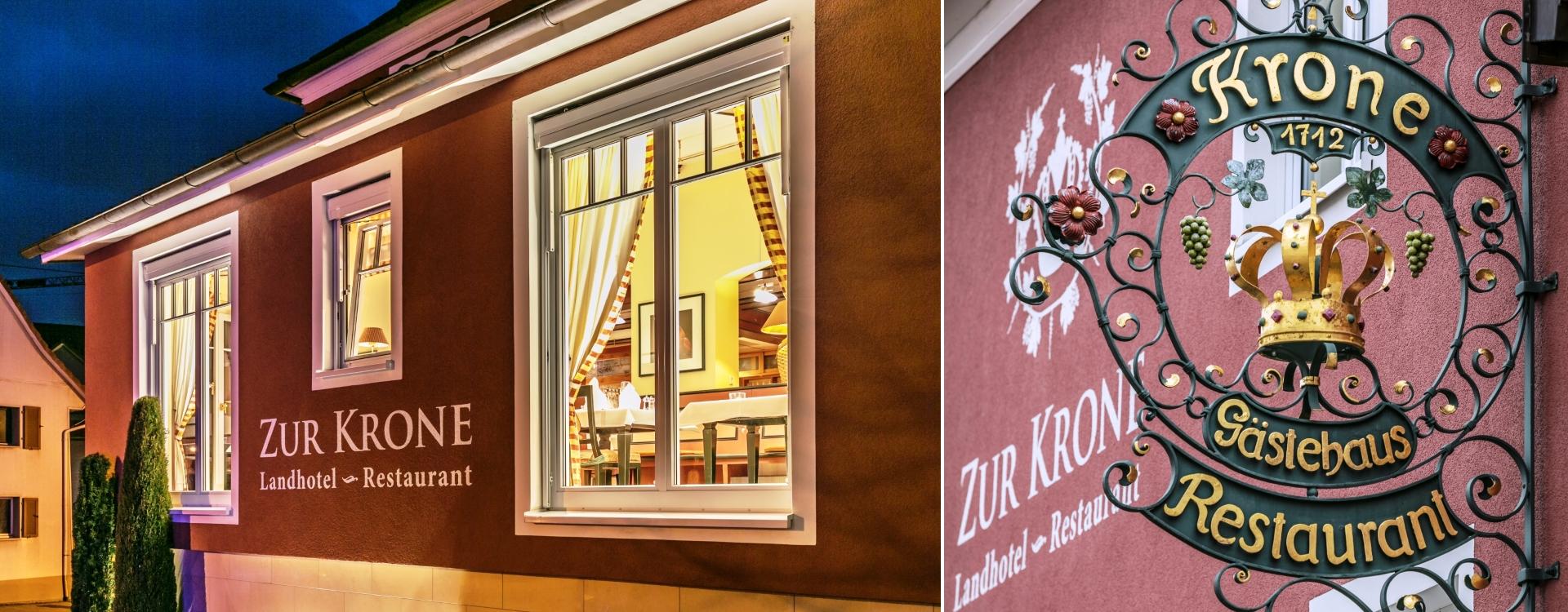 Zur Krone Gottenheim – Impressionen