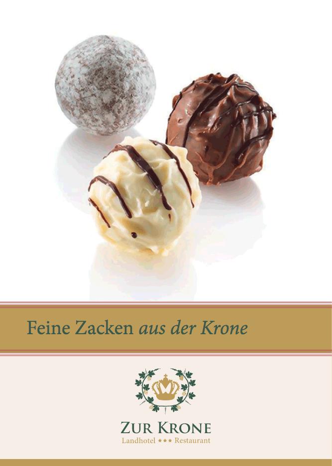 Zur Krone Gottenheim – Feine Zacken aus der Krone