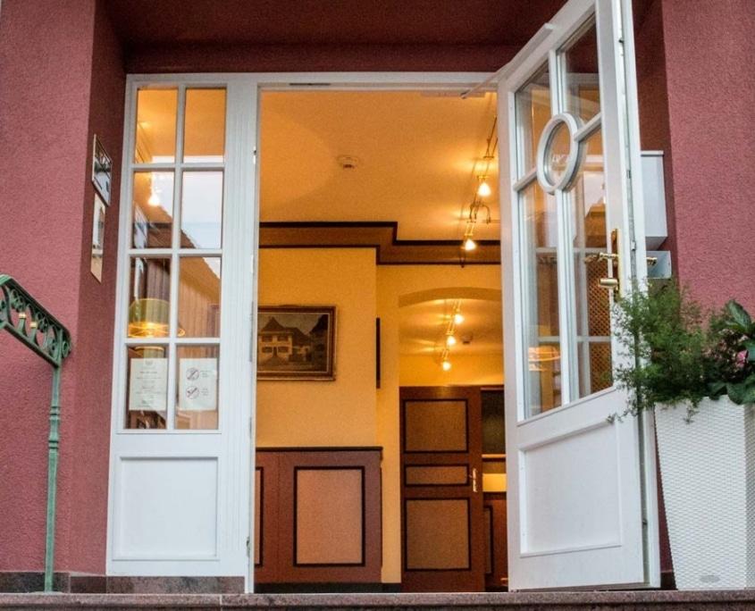 Zur Krone Gottenheim – Eingang