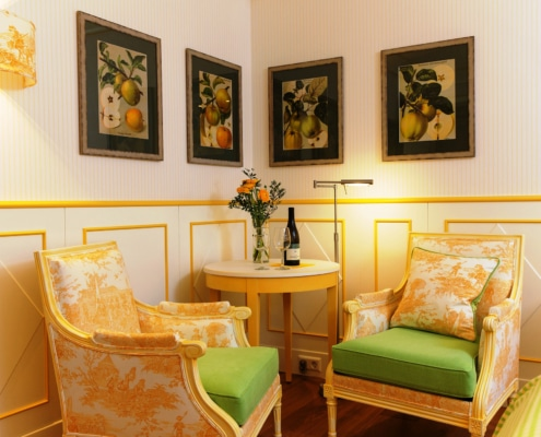 Zur Krone Gottenheim Detailaufnahme Superior-Zimmer